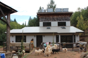 Ranch House Front